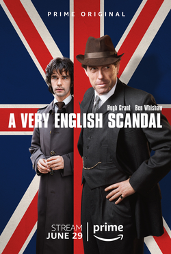 A very English Scandal- Movie poster