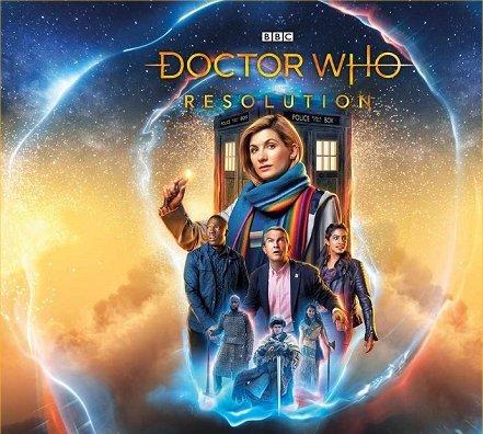 Dr. Who Season 11