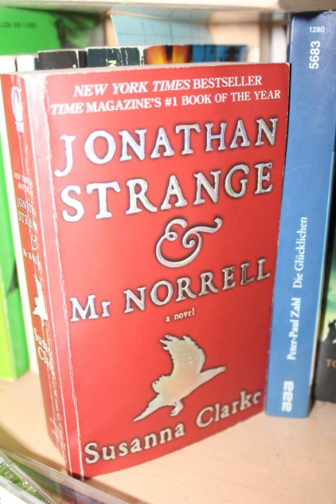 Susanna Clark: Jonathan Strange & Mr. Norrell