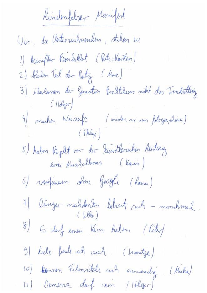 Lindenfelser Manifest