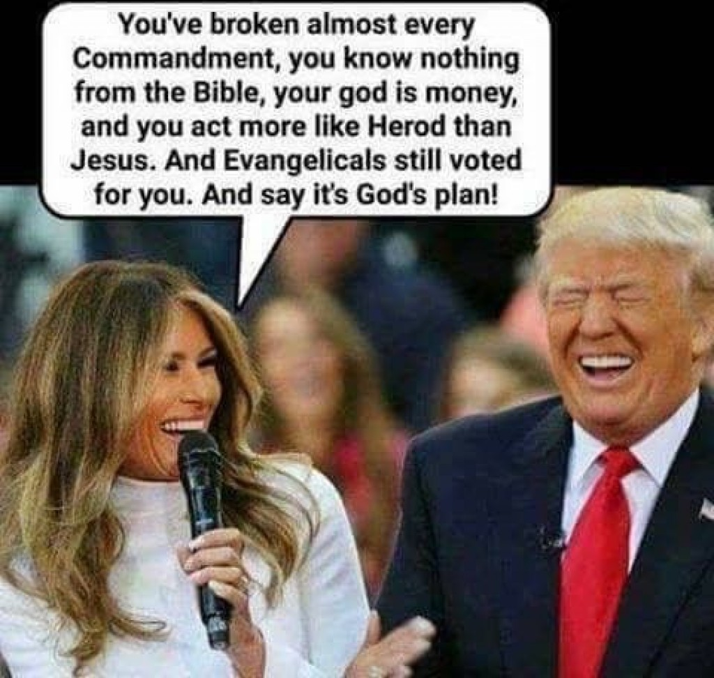 Trump & the bible