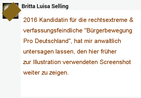 Britta Luisa Selling
