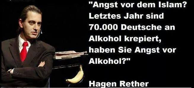 Angst vor... Alkohol