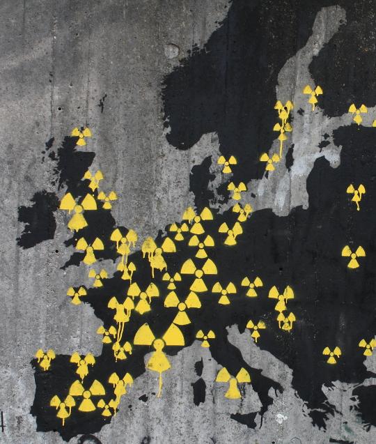 Atom Krieg Flucht