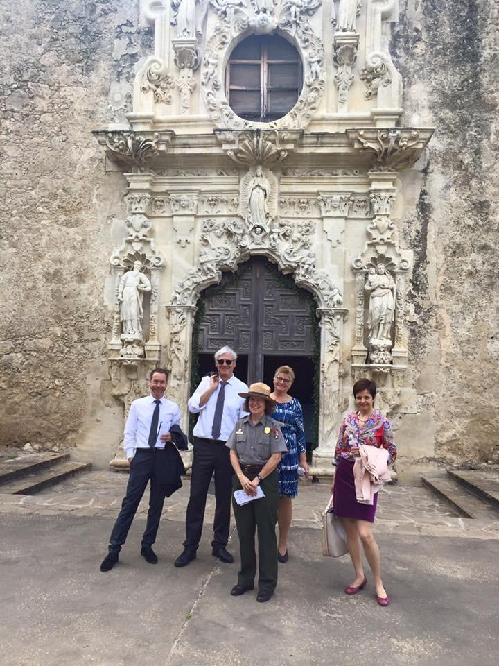 Städtepartnerschaft Darmstadt San Antonio