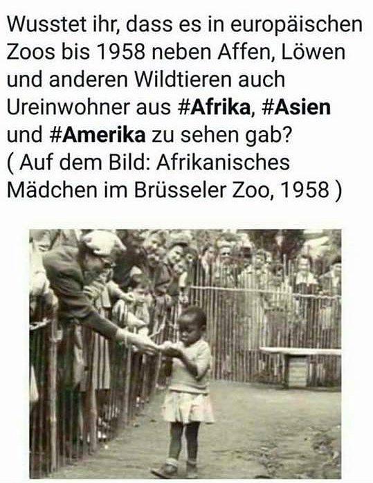 Zoo Kolonialismus